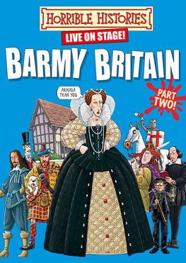 Horrible Histories - Barmy Britain - Part Two