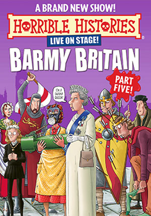 Horrible Histories - Barmy Britain - Part Five