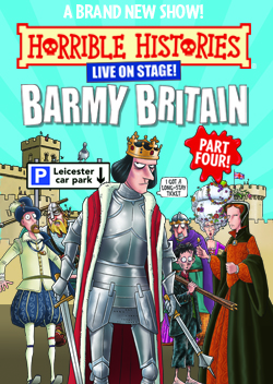 Horrible Histories - Barmy Britain - Part Four