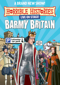Horrible Histories - A Brand New Barmy Britain