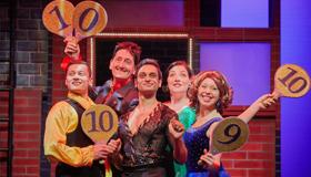 David Walliams's Gangsta Granny - Flavio and the dancing judges