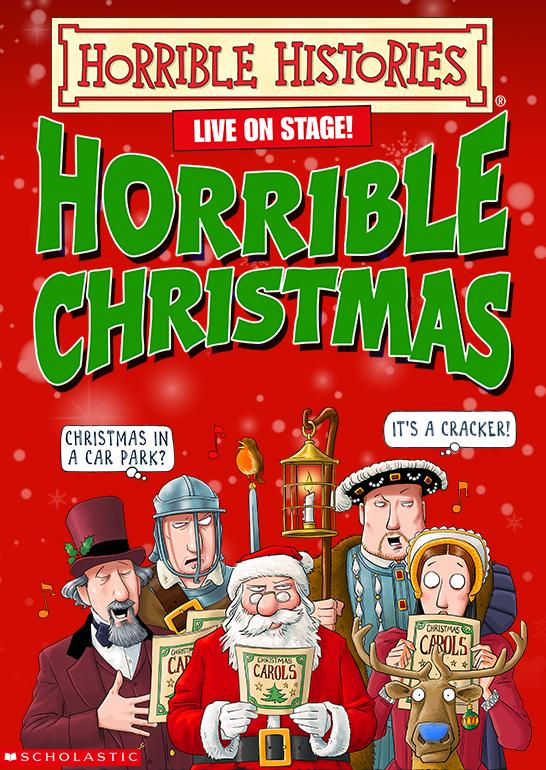 Horrible Christmas - Car Park Party