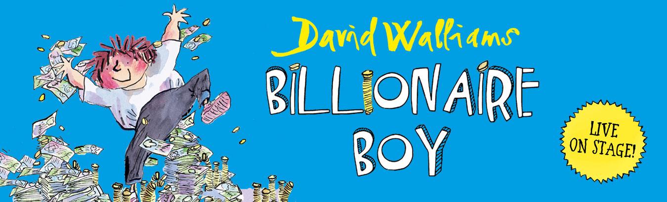 Billionaire Boy | Productions | Birmingham Stage Company